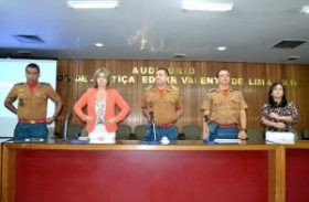 Corpo de Bombeiros inicia primeiro curso de aperfeiçoamento para oficiais