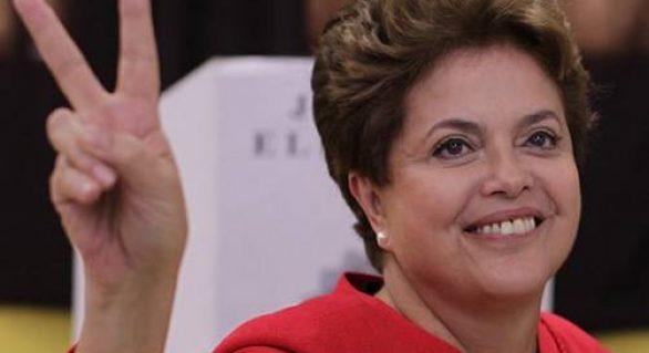 Dilma afirma que mesmo sem apoio da base aliada seguirá em frente