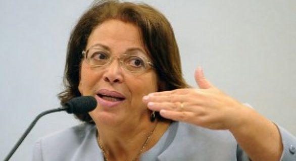 Brasil quer erradicar sub-registro até o final do ano, diz Ideli Salvatti
