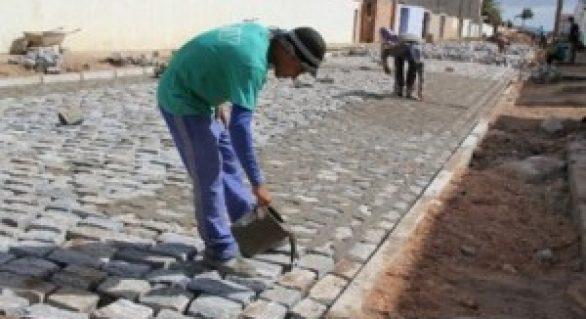 Prefeitura de Arapiraca investirá em pavimentação no Riacho Seco