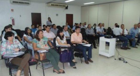 Turma de pós-graduação em Gestão no Agronegócio foi iniciada hoje