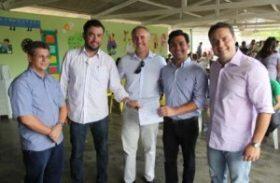 Renan Filho lança programa de casas do PAC 2, em São José da Laje