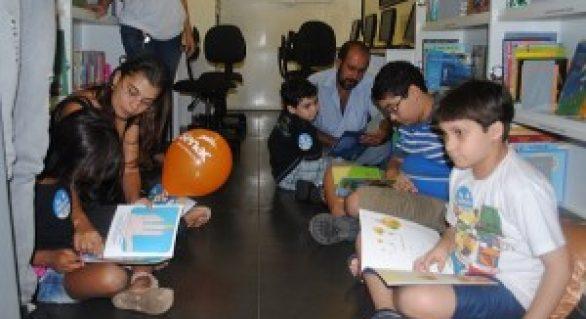 Maceió: Semed celebra mês do livro com ações de incentivo à leitura