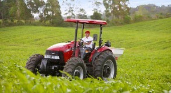 Emplacamento de tratores e máquinas agrícolas não será mais obrigatório