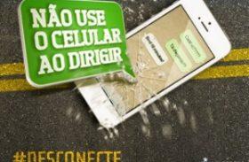 Detran/AL lança campanha de conscientização sobre uso do celular