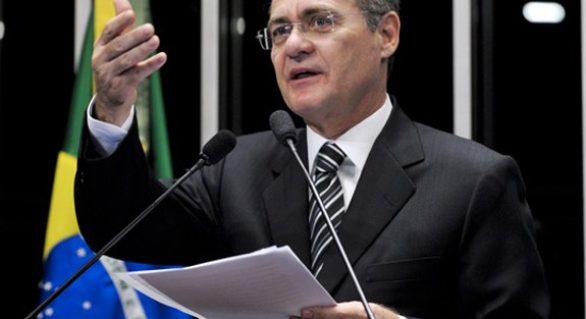 Começa a circular novo informativo sobre atividade de Renan no Senado