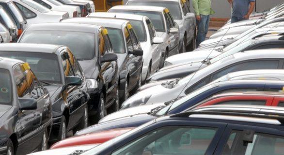 Vendas de veículos acumulam queda de 19,4% no acumulado de 2015