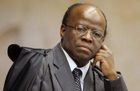 """""""Estou de saída, não estou nem aí"""", diz Barbosa sobre cotas no Judiciário"""