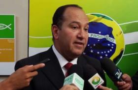 PSC anuncia Pastor Everaldo como candidato a presidente da República