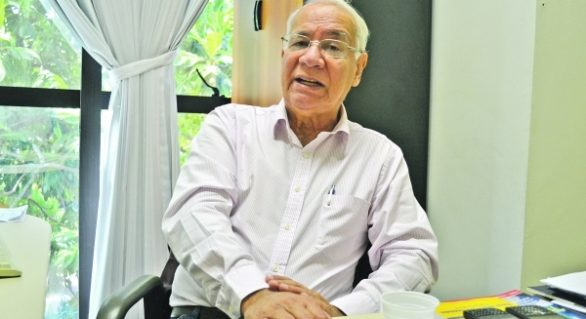 PSDB apresenta candidato 'provisório' ao Senado