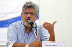 Eduardo Tavares: Cadeia é o caminho para o mau gestor