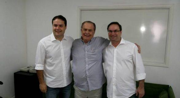 PSD entrega ata: JL é candidato e fica na Frente de Oposição