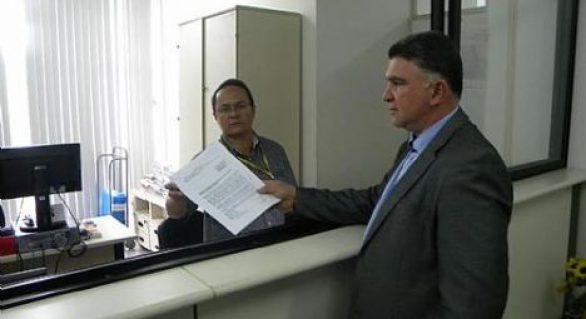 Mais uma renúncia de candidato ao governo de Alagoas
