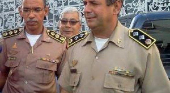 Ivon Berto x Major Fragoso: o peso da PM nas eleições