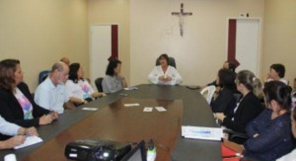 Diretora de Fundação elogia ações do Agapi em Arapiraca