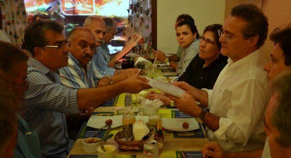 Prefeitos querem interferência de Renan para aprovar o aumento do FPM