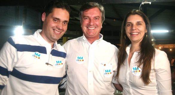 Joãozinho Pereira e família declaram apoio à reeleição de Collor