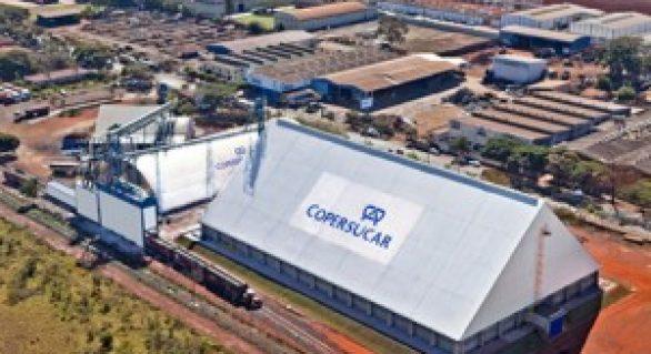 Copersucar é a maior comercializadora de açúcar e etanol no mundo