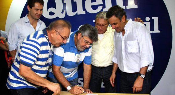Eduardo Tavares desiste de disputar o governo de Alagoas