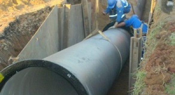 Esgotamento sanitário beneficiará 50 mil pessoas da parte baixa de Maceió