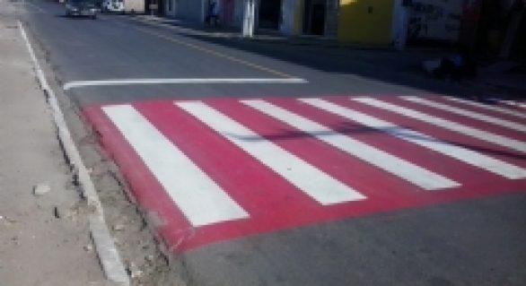 Maceió: SMTT intensifica sinalizações em vias públicas