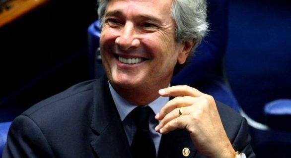 Fernando Collor lança marca de campanha para todos os públicos