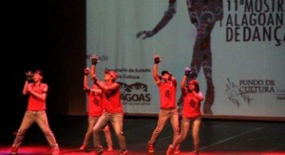 Penedo será 1º município do interior a receber a 12ª Mostra Alagoana de Dança