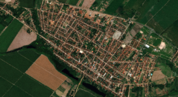 Banco de imagens de satélite dos municípios será ampliado