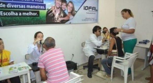 Prefeitura de Penedo realiza mais uma edição do 'Saúde Mais Perto de Você'