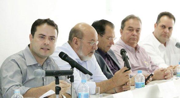 Renan Filho quer que setor produtivo ajude Alagoas a avançar