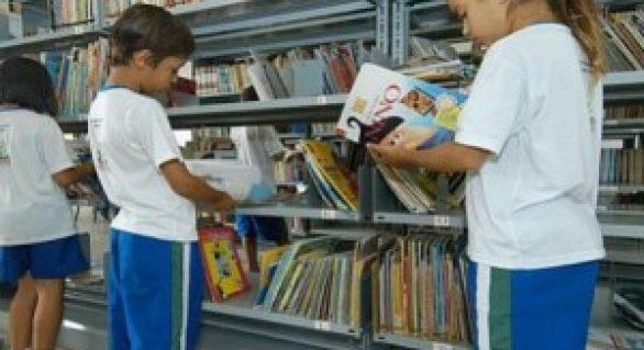Biblioteca do Senac executa projetos de incentivo à leitura