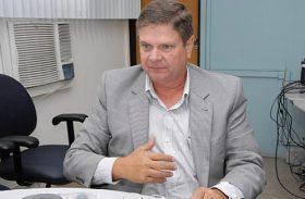 Alexandre Toledo assegura apoio ao nome de Omar Coelho