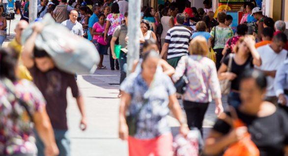 Confiança do empresário do comércio fecha o ano em queda de 26,5%
