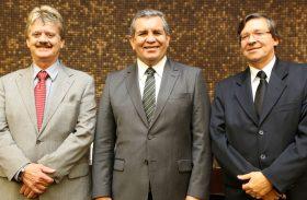 Washington Luiz Damasceno é eleito presidente do TJ/AL