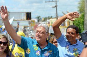 Téo volta ao comando do PSDB e promete 'liberar' Júlio Cezar