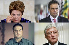 Dilma e Aécio, Renan Filho e Téo Vilela são formados em economia