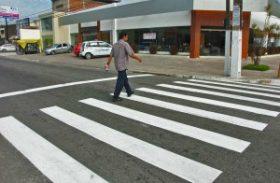 SMTT colocará mais duas faixas de pedestre na Via Expressa