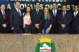 Câmara elege Kelmann Vieira como presidente no biênio 2015/2016