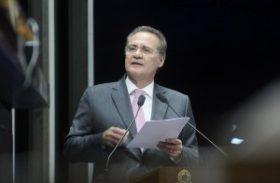 Renan: mudança nas dívidas dos estados entram na pauta da próxima semana