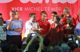 Renan Filho reforça campanha e aposta na vitória de Dilma
