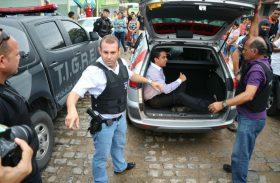 Justiça atende a pedido do MP e afasta vereadores de Joaquim Gomes do cargo