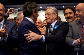 Vilela reforça campanha de Aécio e Renan Filho fortalece Dilma no 2º turno