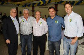 Téo Vilela mobiliza setor produtivo de AL na campanha de Aécio