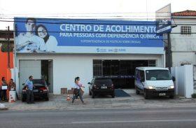 Renan Filho vai manter Acolhe Alagoas na recuperação de dependentes químicos