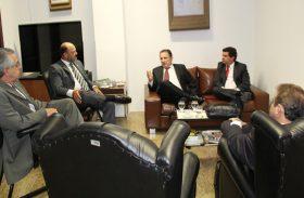 Coordenador regional do CNJ visita Corregedoria alagoana