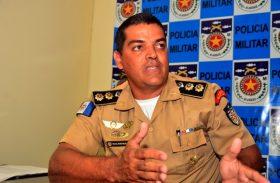 PM reforça policiamento na orla marítima e Centro da capital
