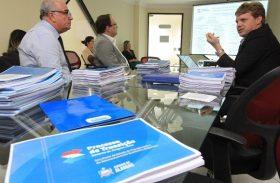 Ações sociais e econômicas são apresentadas para nova gestão