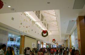 Loja de celulares de shopping é roubada pela 3ª vez em um ano