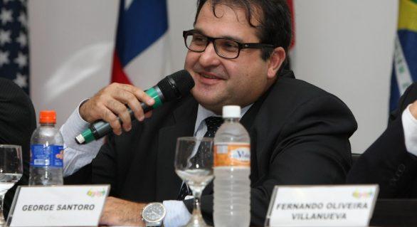 George Santoro se reúne com secretários da Fazenda do Nordeste