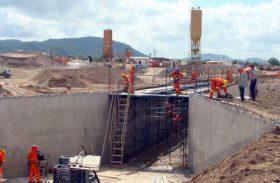 Obras federais podem parar em Alagoas por falta de dinheiro